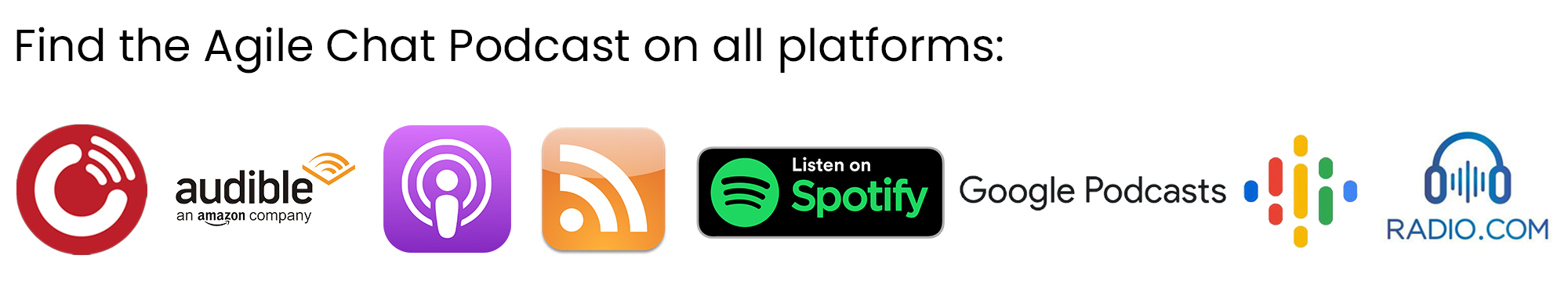 logo list podcast
